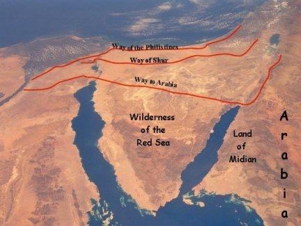 AccordingtotheScripturesorg  The Red Sea Crossing